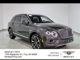 2018 Bentley Bentayga W12 Signature:21 car images available