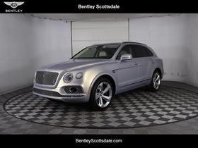 2018 Bentley Bentayga W12 Signature:24 car images available