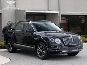 2018 Bentley Bentayga W12:17 car images available