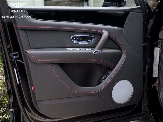 2018 Bentley Bentayga W12