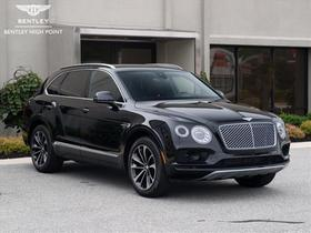 2018 Bentley Bentayga W12:15 car images available