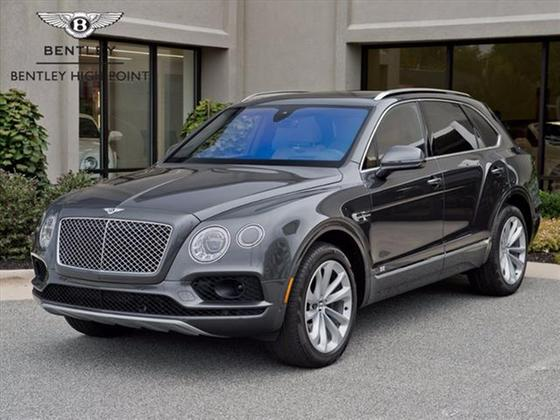 2017 Bentley Bentayga W12:20 car images available