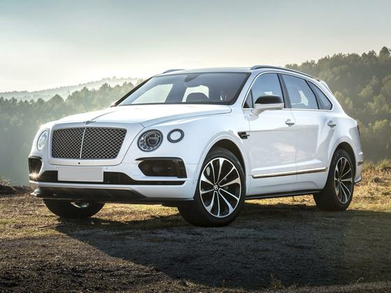 2018 Bentley Bentayga W12 : Car has generic photo