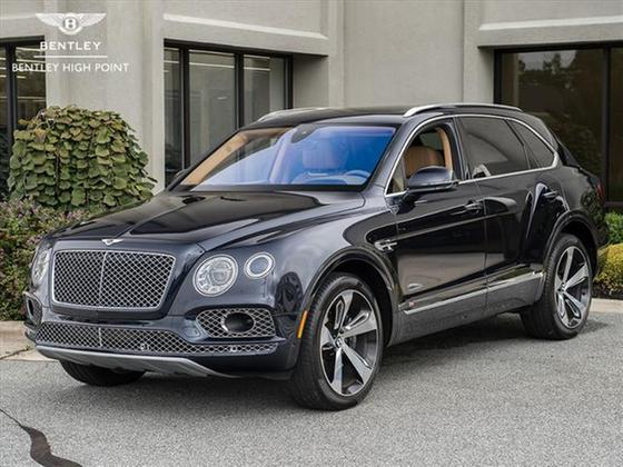 2017 Bentley Bentayga W12:21 car images available