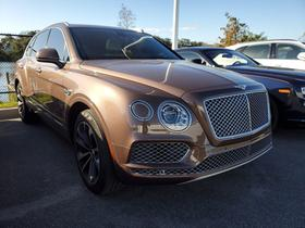 2017 Bentley Bentayga W12:7 car images available