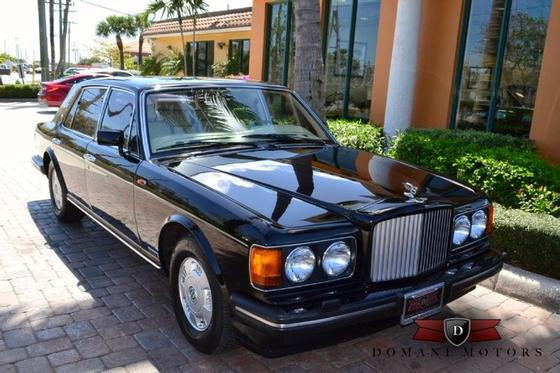 1993 Bentley Brooklands :24 car images available