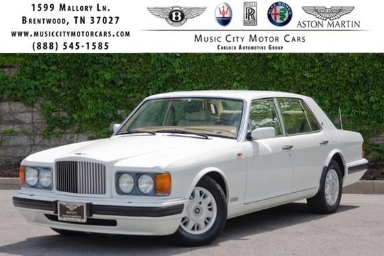 1996 Bentley Brooklands :24 car images available