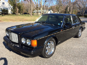 1997 Bentley Brooklands R:12 car images available