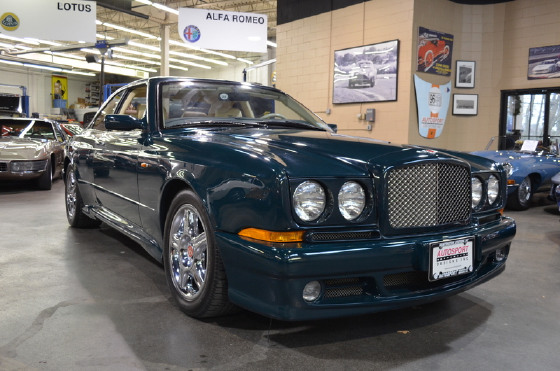 1999 Bentley Continental :23 car images available
