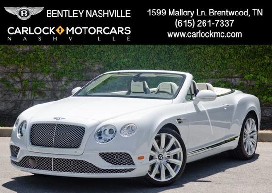 2018 Bentley Continental :24 car images available