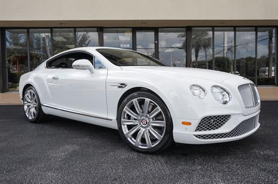 2017 Bentley Continental :24 car images available