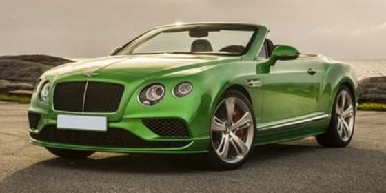 2018 Bentley Continental  : Car has generic photo
