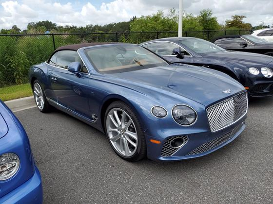 2020 Bentley Continental :2 car images available