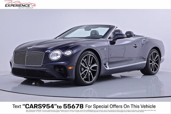 2020 Bentley Continental :24 car images available