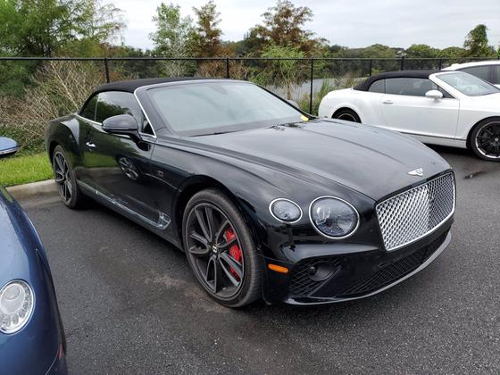 2020 Bentley Continental :5 car images available