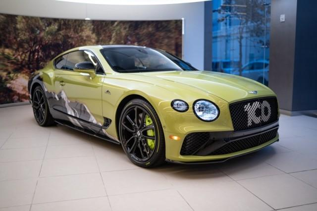 2020 Bentley Continental :21 car images available
