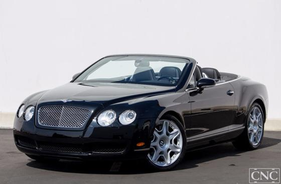2009 Bentley Continental Convertible:24 car images available