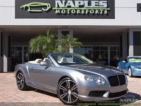 2014 Bentley Continental Convertible:24 car images available
