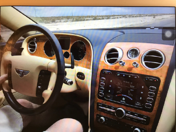 2008 Bentley Continental Convertible