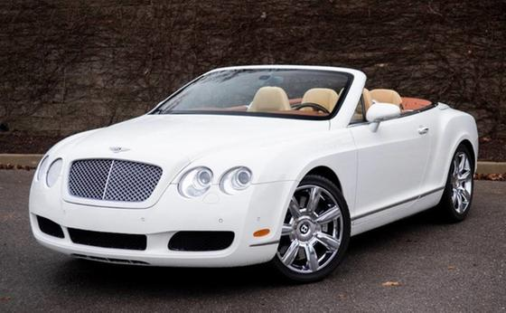 2007 Bentley Continental Convertible:24 car images available