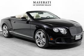 2015 Bentley Continental Convertible:24 car images available