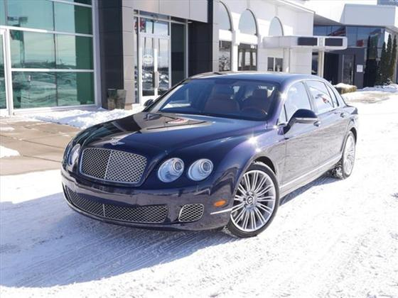 2011 Bentley Continental Flying Spur Speed:24 car images available
