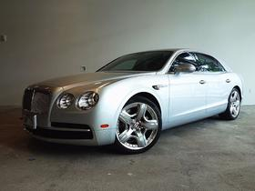 2015 Bentley Continental Flying Spur V8:24 car images available