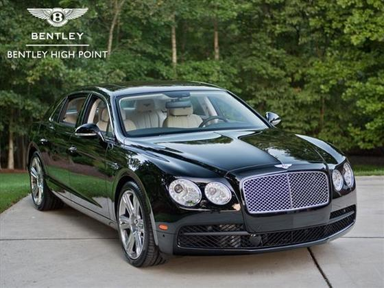 2015 Bentley Continental Flying Spur V8:17 car images available