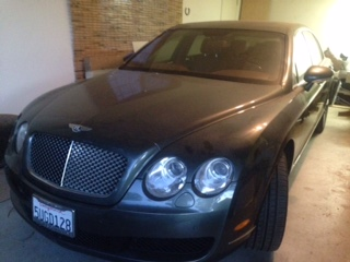 2006 Bentley Continental Flying Spur:3 car images available