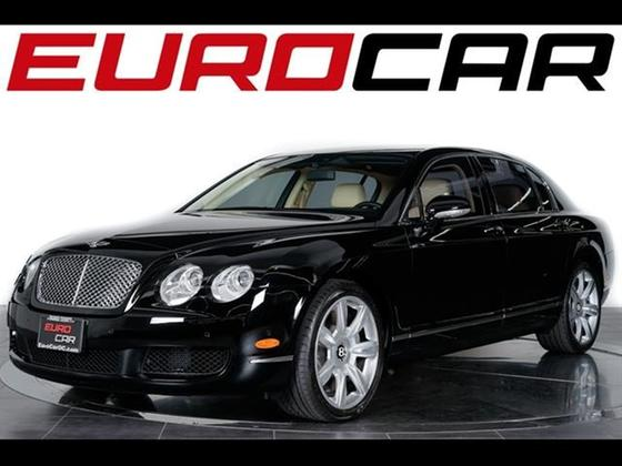 2008 Bentley Continental Flying Spur:24 car images available