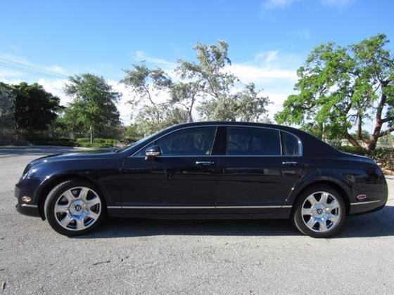 2006 Bentley Continental Flying Spur:20 car images available