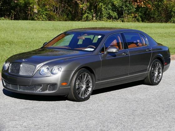 2012 Bentley Continental Flying Spur:24 car images available