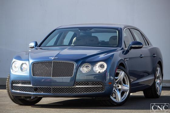 2014 Bentley Continental Flying Spur:24 car images available