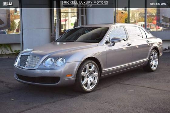 2008 Bentley Continental Flying Spur:4 car images available