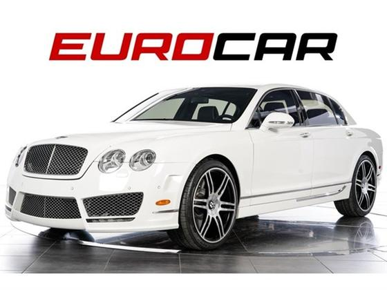 2010 Bentley Continental Flying Spur:24 car images available