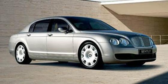 2008 Bentley Continental Flying Spur : Car has generic photo