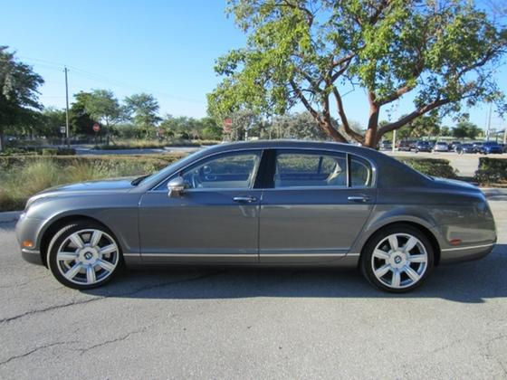 2009 Bentley Continental Flying Spur:19 car images available