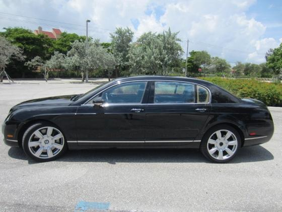 2006 Bentley Continental Flying Spur:18 car images available