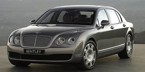 2006 Bentley Continental Flying Spur : Car has generic photo