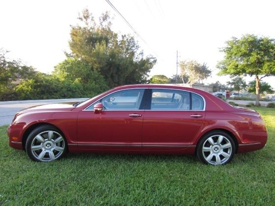 2007 Bentley Continental Flying Spur:18 car images available