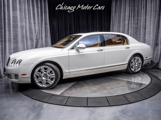 2011 Bentley Continental Flying Spur:24 car images available