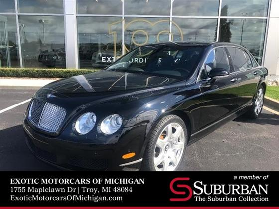2007 Bentley Continental Flying Spur:19 car images available