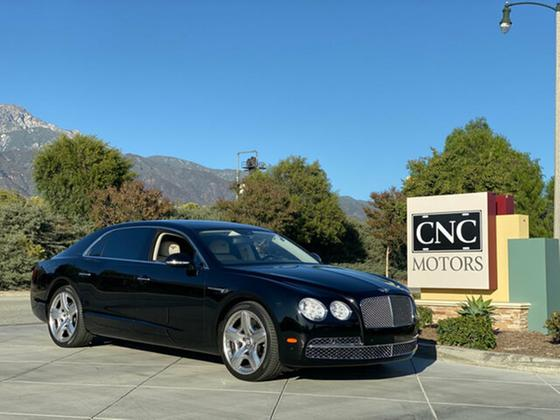 2014 Bentley Continental Flying Spur:9 car images available