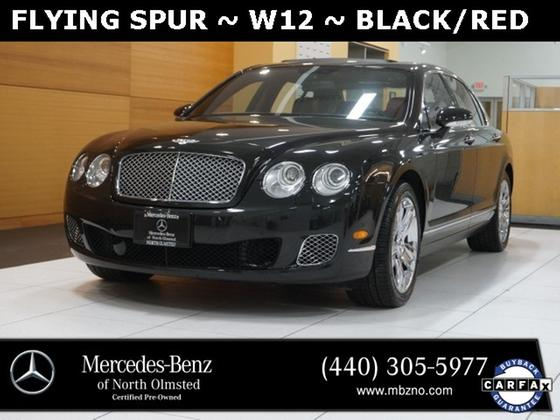 2009 Bentley Continental Flying Spur:24 car images available