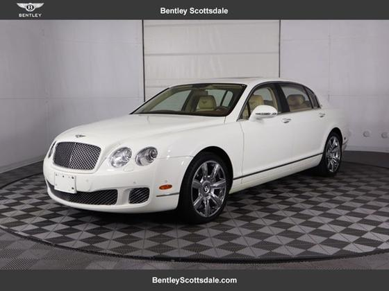 2013 Bentley Continental Flying Spur:24 car images available