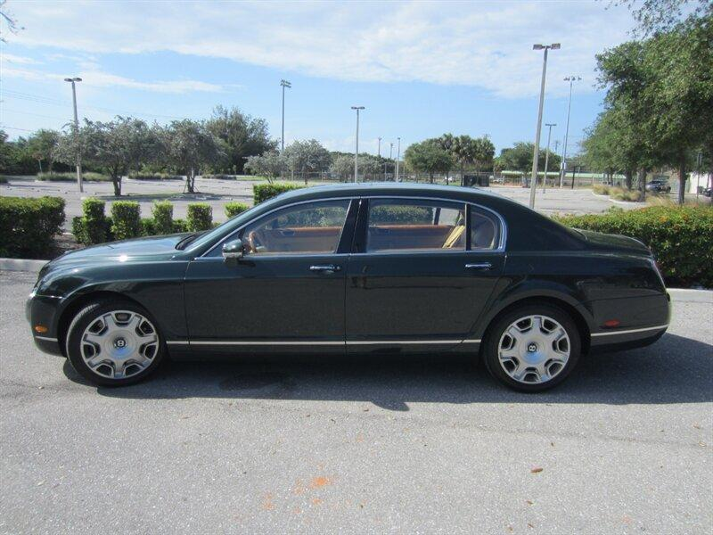 2009 Bentley Continental Flying Spur:20 car images available