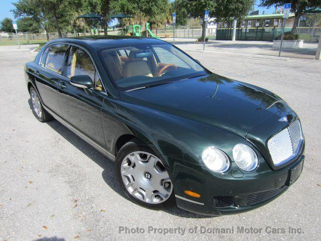 2009 Bentley Continental Flying Spur:5 car images available