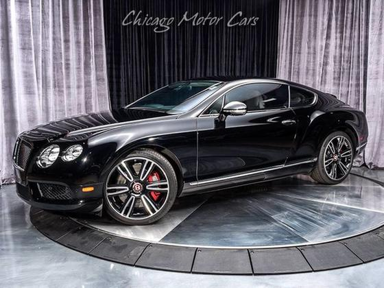 2014 Bentley Continental GT Mulliner:24 car images available