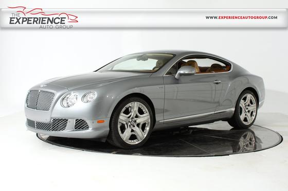 2013 Bentley Continental GT Mulliner:24 car images available