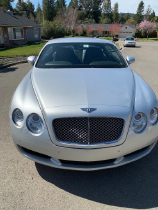 2007 Bentley Continental GT Mulliner